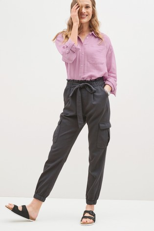 Lilac Double Cloth Shirt