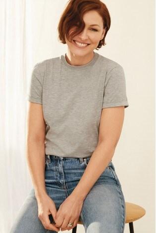 Grey Marl Emma Willis T-Shirt
