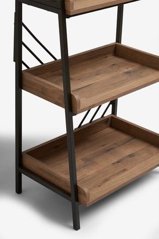 Bronx Chevron Ladder Shelf