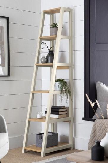 Malvern Corner Ladder Shelf