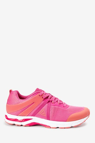 Pink V300W Active Running Trainers