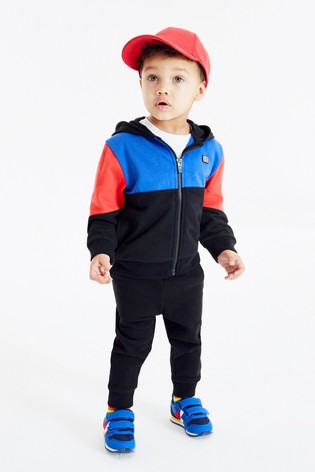 Black Joggers Soft Touch Jersey (3mths-7yrs)