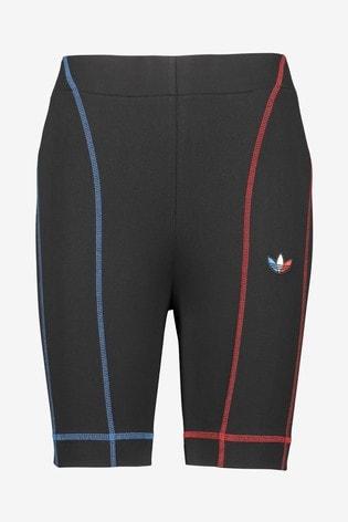 adidas Originals Tricolour Bike Shorts
