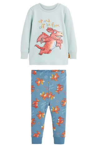 Blue Zog® Snuggle Pyjamas (9mths-10yrs)