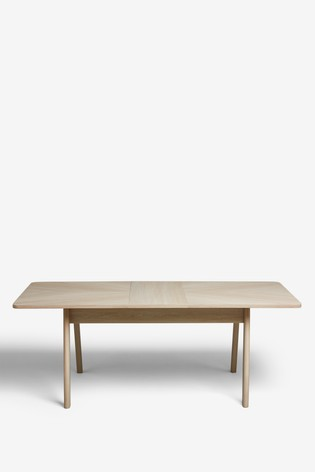 Anderson 6 to 8 Seater Extending Dining Table