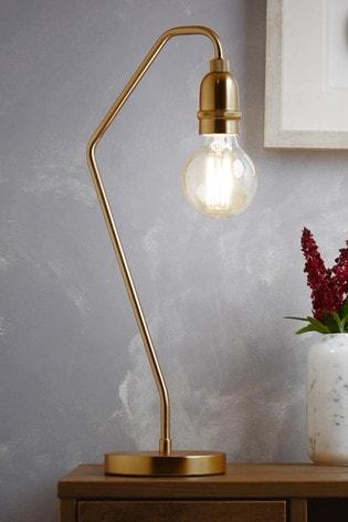 Brass Brooklyn Table Lamp
