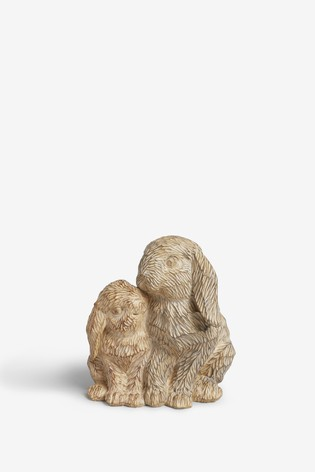Bunny Family Ornament