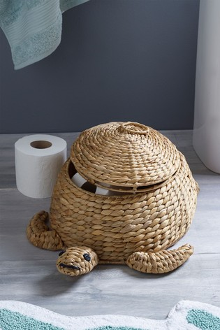 Terence The Turtle Storage Basket
