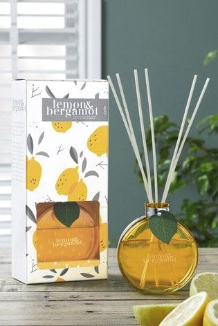 Lemon & Bergamot 100ml Diffuser