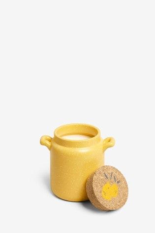 Lemon & Bergamot Jar Candle