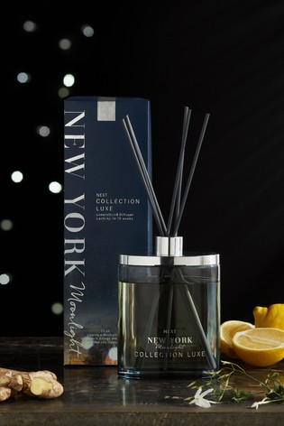 Collection Luxe New York Moonlight 400ml Diffuser