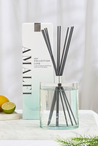Collection Luxe Amalfi 400ml Diffuser