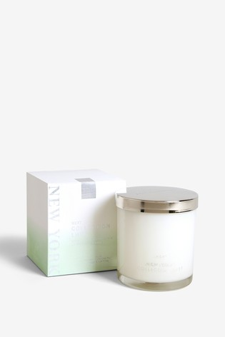 New York Collection Luxe Candle