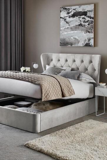 Elise Ottoman Storage Bed