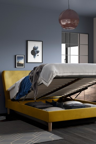 Wilson Ottoman Storage Bed