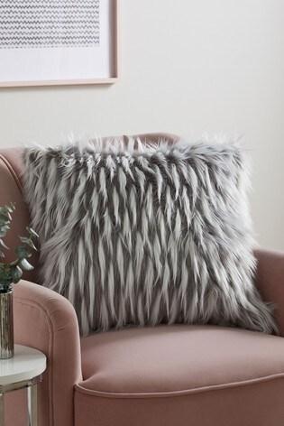 Esme Faux Fur Cushion