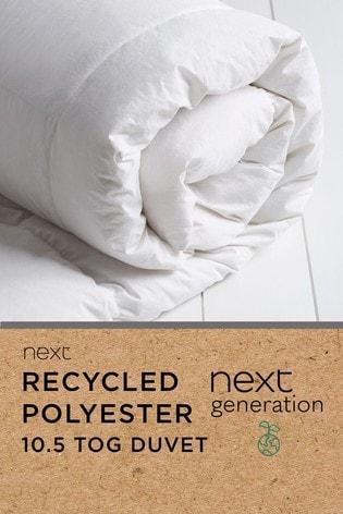 Recycled 10.5 Tog Duvet