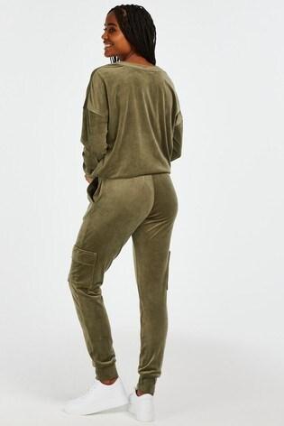 Hunkemöller Velvet Jogging Pants