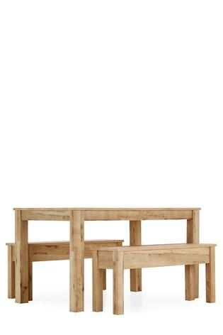 Bronx 4 Seater Bench Set