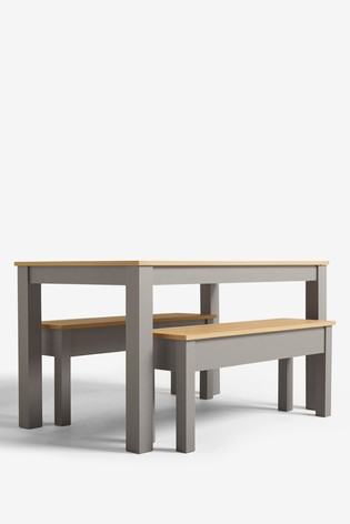 Malvern 4 Seater Bench Set