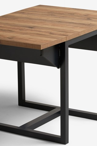 Bronx 2-4 Seater Extending Dining Table