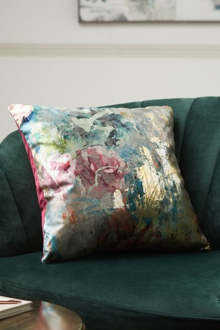 Multi Abstract Painting Cushion