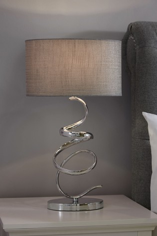 Ribbon Large Touch Table Lamp