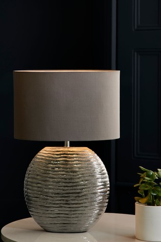 Shimmer Small Touch Lamp
