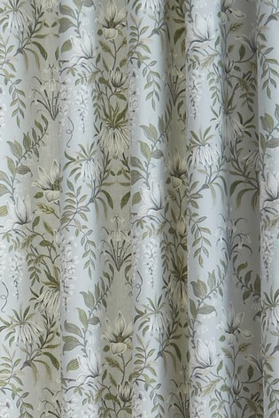 Laura Ashley Parterre Eyelet Curtains