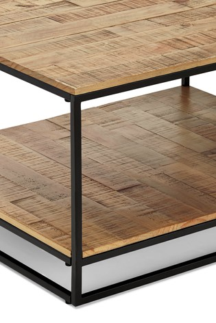 Jefferson Rustic Coffee Table