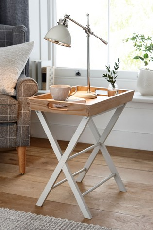 Newhaven Painted Tray Table