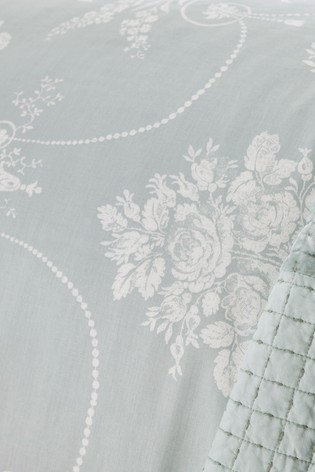 Laura Ashley Josette Duvet Cover and Pillowcase Set