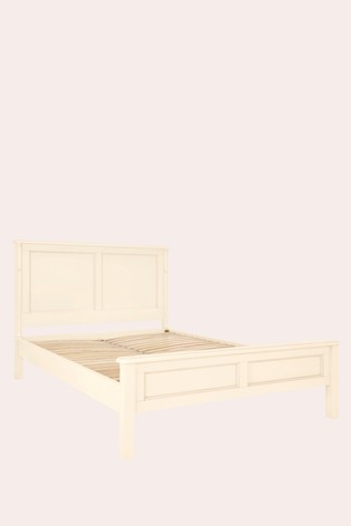 Clifton Ivory Bed Frame By Laura Ashley