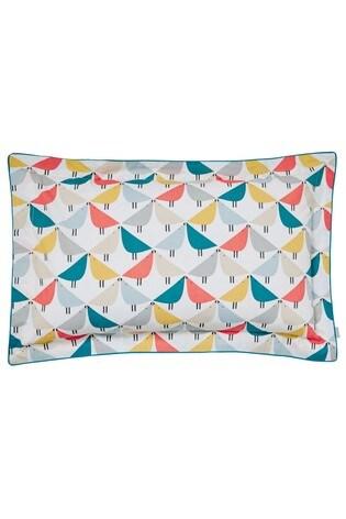 Scion Lintu Birds Cotton Pillowcase