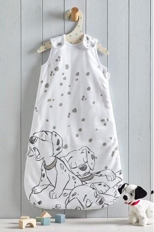 101 Dalmatians 2.5 Tog Sleep Bag