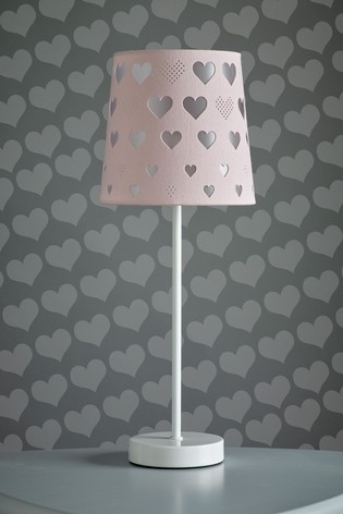 Cut-Out Table Lamp