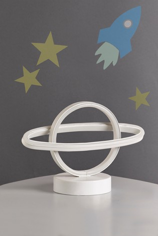 Neon Effect Planet Table Lamp