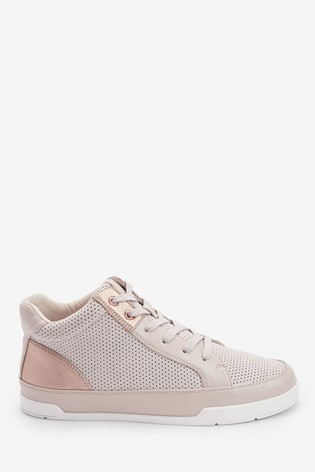 Neutral Forever Comfort® Lite High Top Trainers