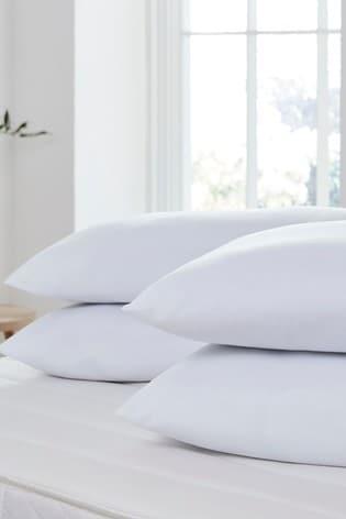 4 Pack Silentnight Essentials Pillows