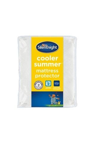 Silentnight Cooler Summer Mattress Protector