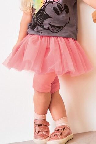 Pink Crop Leggings Tutu (3mths-8yrs)