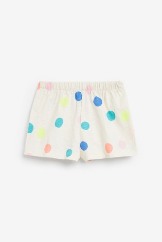 Multi 5 Pack Shorts (3mths-7yrs)