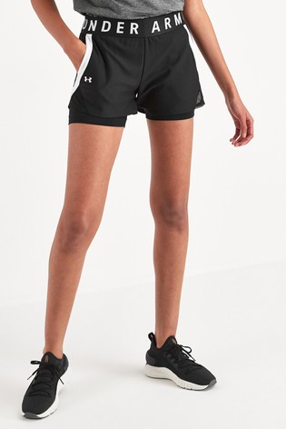 Under Armour 2-In-1 Shorts
