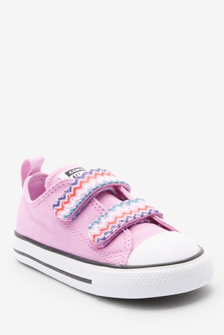 Converse Chuck Taylor All Star Coated Glitter Trainers