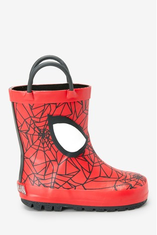 Red Spider-Man™ Wellies (Younger)