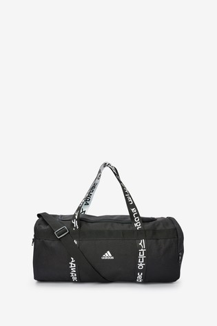 adidas Black Duffle Bag