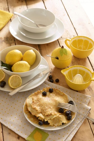 Lemon Shaped Spoon Rest