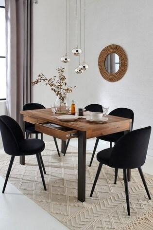 Bronx Storage Dining Table