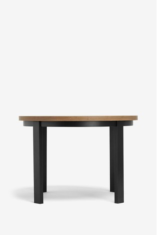 Bronx Round Dining Table