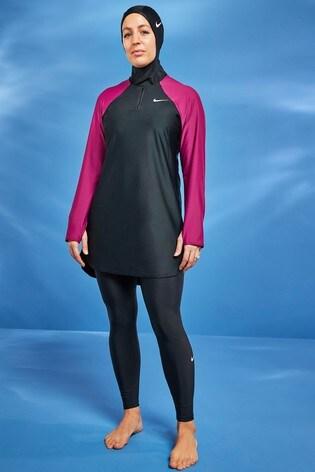 Nike Victory Full Coverage Swim Tunic